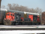 A GP9RM slug set waits to go to work