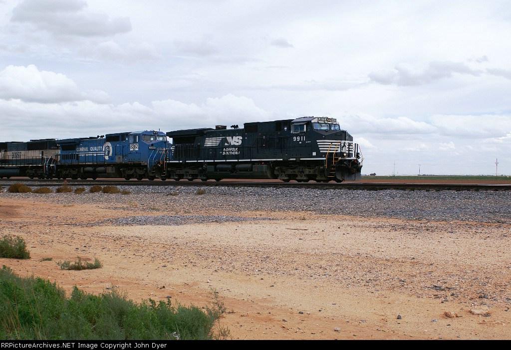 NS 9911 and NS 8362