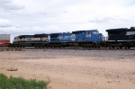 NS 8362 (Conrail) and BNSF 8751