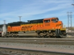 Early BNSF SD70ACe