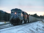 CEFX GE in use as DPU Power on SB loads at Larkspur Co