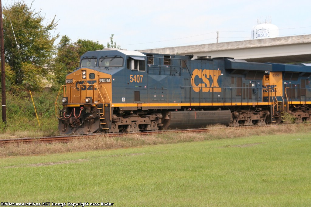 CSX 5407