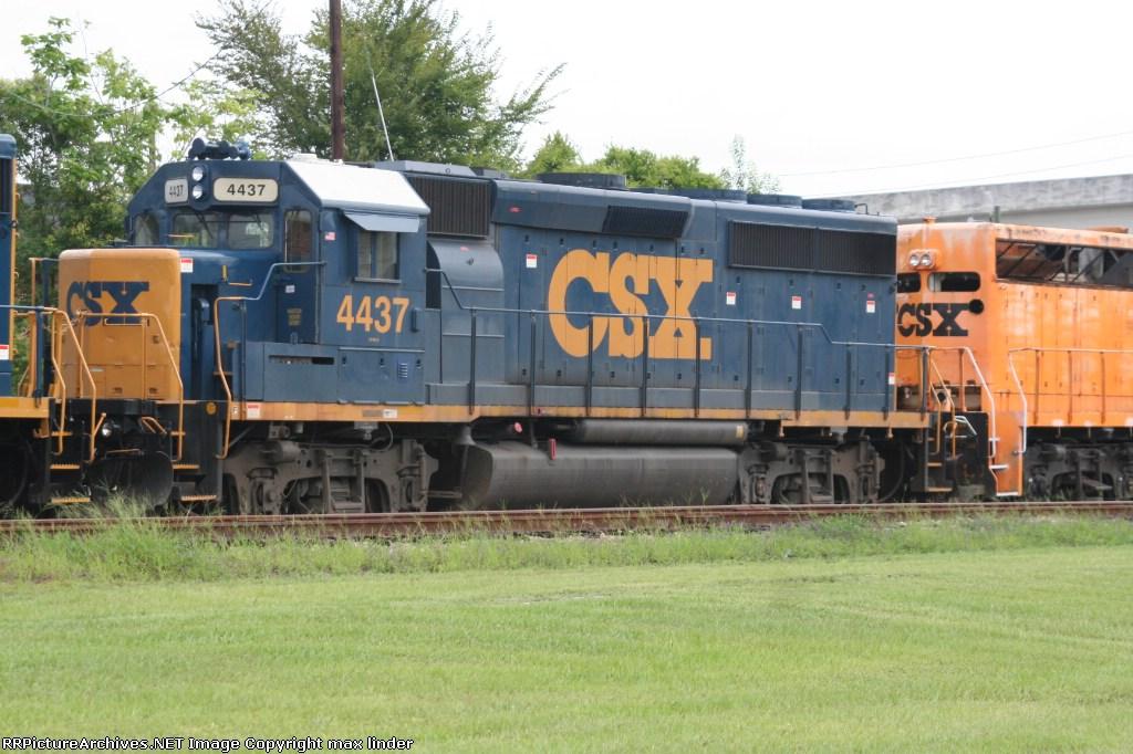 CSX 4437