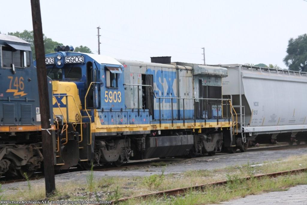 CSX 5901