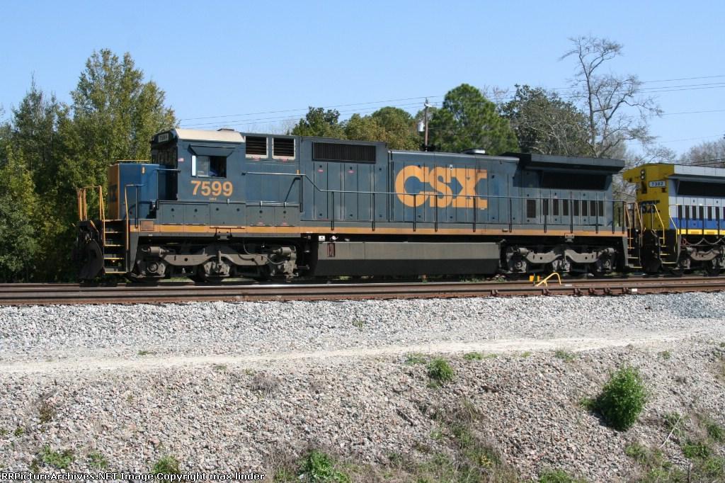 CSX 7599