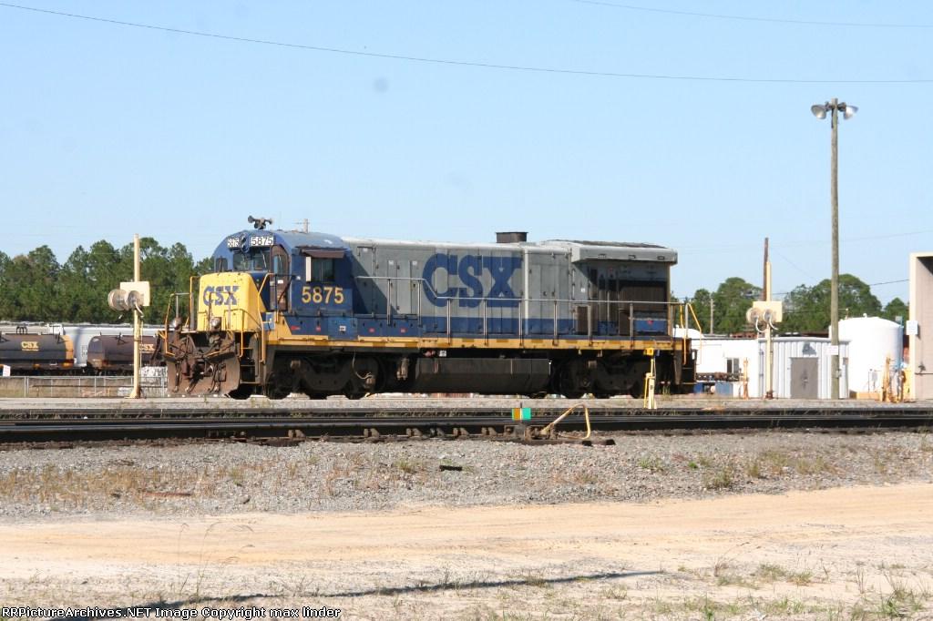 CSX 5875