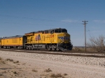 UP 5299 (STUVN) leads a special EB at 1:34pm