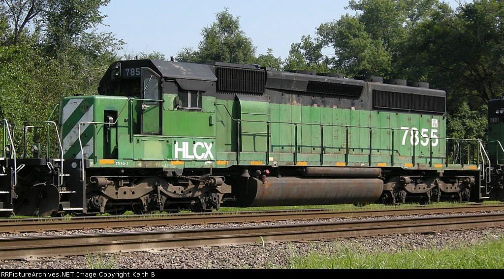 HLCX 7855
