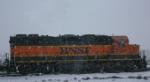Snow & BNSF 2359