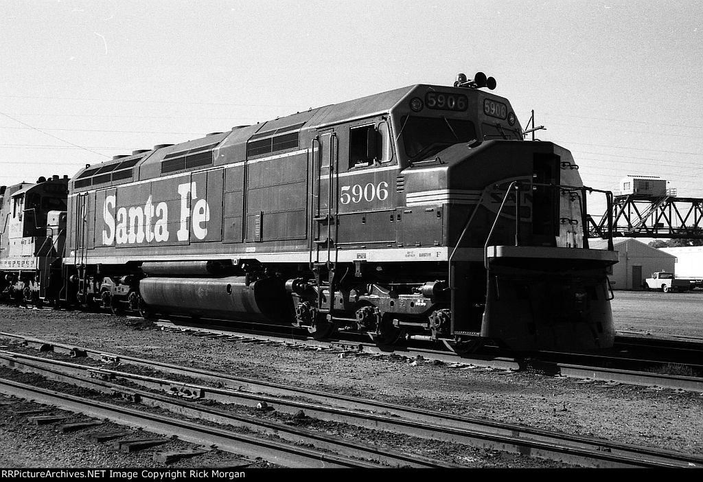 ATSF F45 5906