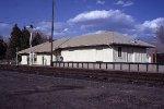SP Depot Alamogordo NM