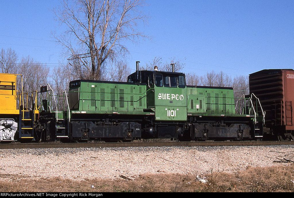 SWEPCO GE 1101