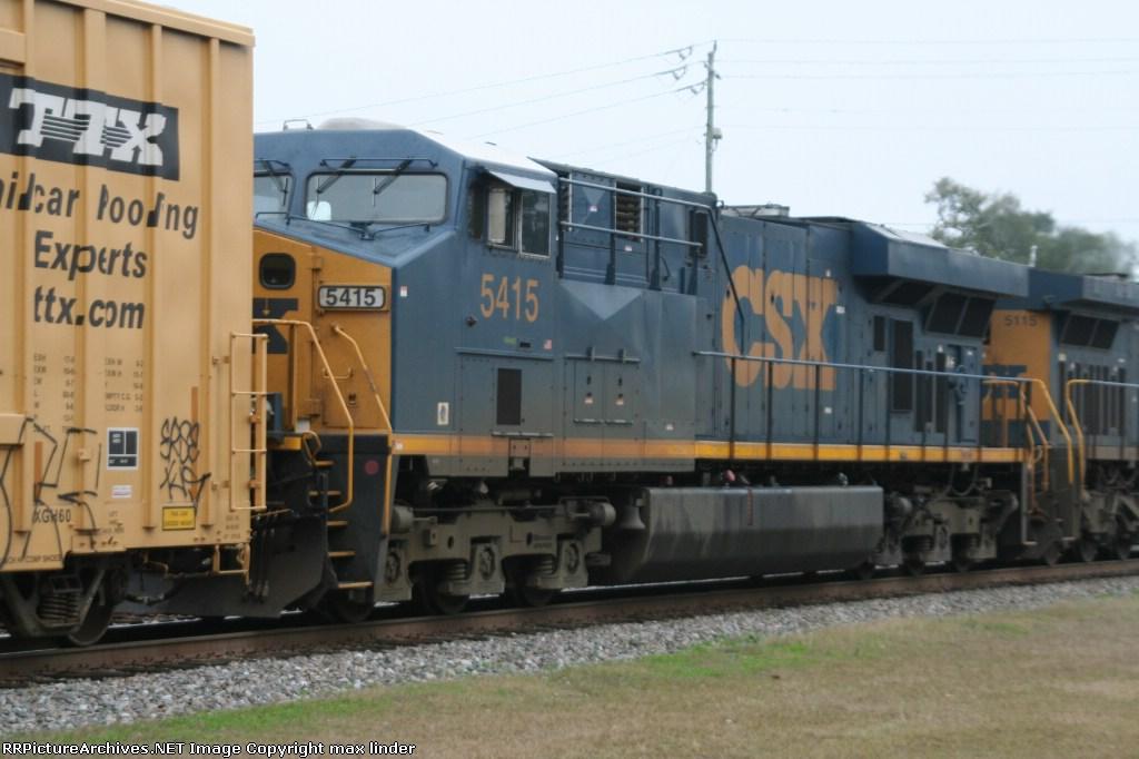 CSX 5415