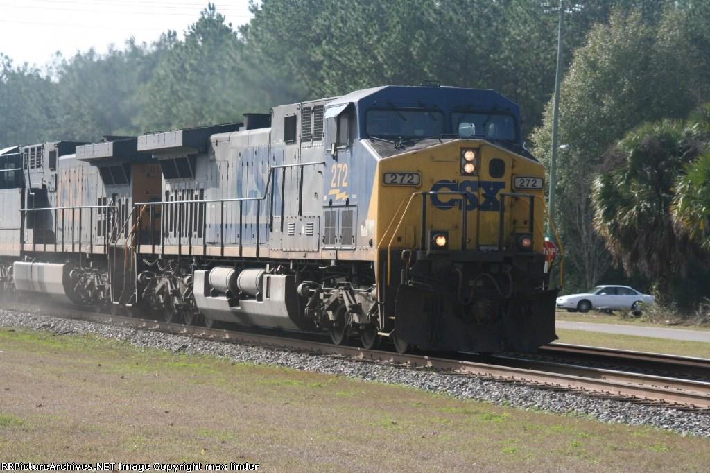 CSX 272