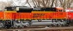 BNSF 9138 w/9137 being delivered to BNSF via CN on the H-CNIKCK