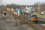 CSX 5345 on Q116-31