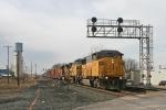 UP 2367 on CSX  Q364-30
