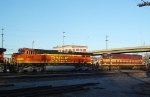 BNSF and WC 6006