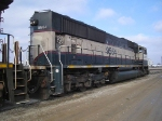 Wedge-Patched BNSF 9564