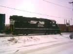 NS 5355 in Buffalo Jct.