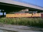 HLCX 5983 in NS yard