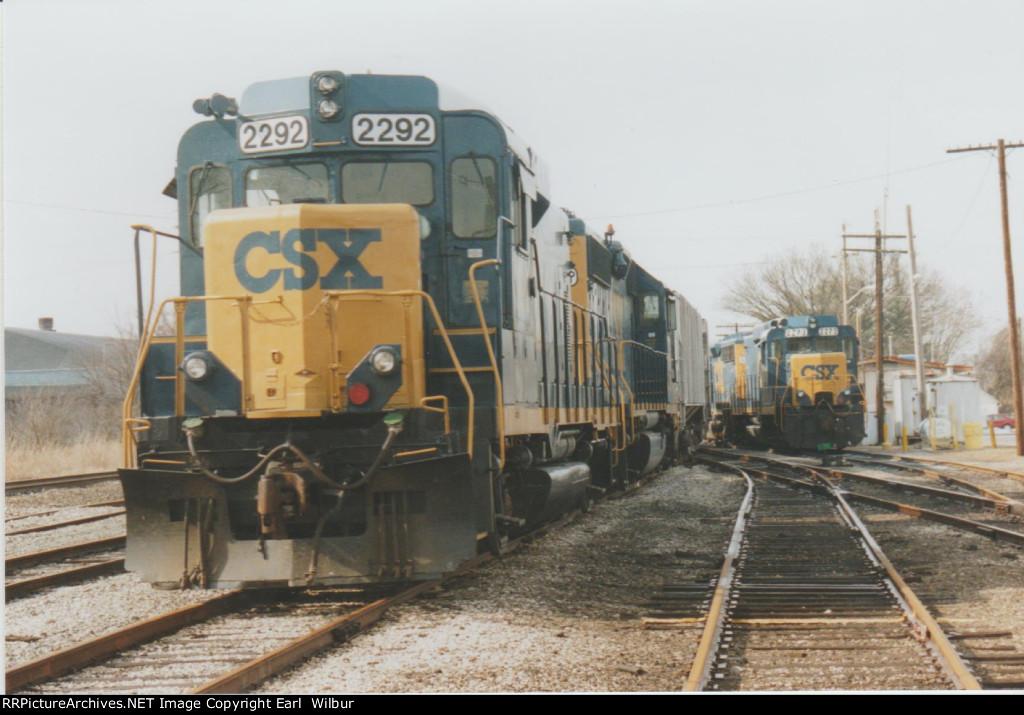 CSX #2292