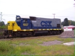 CSX #1557 