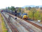 CSX Eastbound coal train