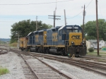 CSX #2235 and #6419
