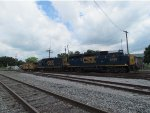 Power for CSX Chillicothe local H776
