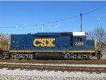 CSX #2269