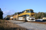 FEC Southbound intermodal train