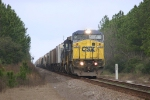 Southbound freight at Milepost ANA 600