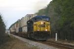 CSX Q121 passing MP ANB 637