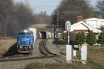 119 Passes the Amtrak 'station'