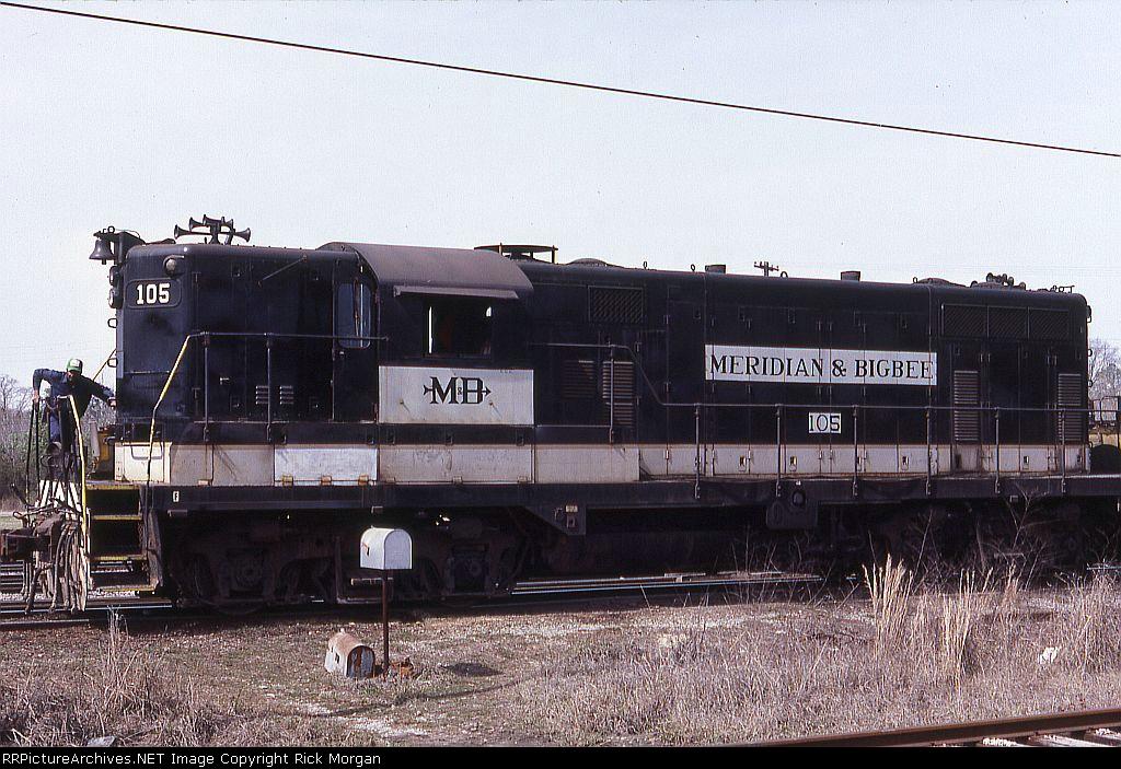 Meridian & Bigbee GP7 105