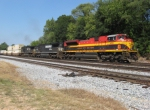 NS 220 with a KCS Belle