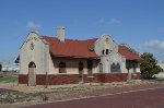 Rock Island depot, Ponca City