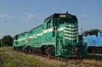 Green CF7 at Watonga