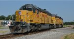 Matched SD40Ns at El Reno