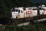 KCS SD40-2 661