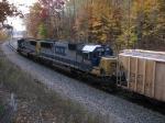 CSX 8596 & 8766