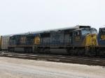 CSX 4558 & 5249