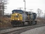 CSX 64 & 917 return toward McGrew lite power as N849