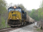 After meeting Q322, G640-02 heads south