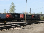 CN 5358 & 2430 following behind IC 2712