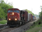 CN 5616 & 2696 thundering west with M397