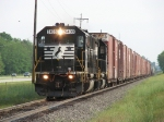 NS 5439 rolling south leading 37E