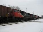 CN 5605, 5733 & 5707
