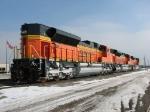 BNSF 9162, 9172 & 9177